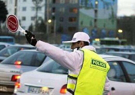 محدودیتهای ترافیکی نوروز تا ۱۶ فروردین ۹۹ اعلام شد