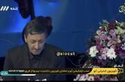 ببینید | تعظیم عذرخواهی پرویز فتاح در برنامه رشیدپور برای پرخاش به محمد دلاوری در شبکه ۵