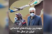 ببینید   مهمترین رویدادهای اجتماعی ایران در سال ۹۸