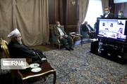 ببینید | ویدئو کنفرانس رئیس جمهور با مراکز درمانی