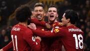 ببینید   واکنش جالب بازیکنان لیورپول به قهرمانی زودهنگام این تیم