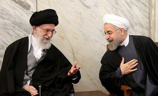 نامه روحانی به رهبر انقلاب درباره انتخابات ۱۴۰۰