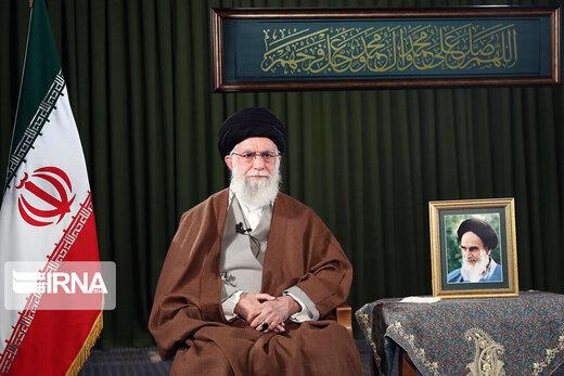 توصیف سال سخت ایرانیان از زبان رهبری