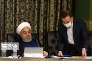 روایت روحانی از مدارک یک توطئه ضدانقلاب که وزارت اطلاعات برایش ارسال کرد