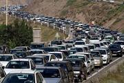 ببینید | ترافیک سنگین در خروجی تهران به سمت لواسانات!
