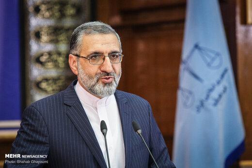 توضیحات سخنگوی قوه قضائیه درباره آزادی یک تبعه ایرانی و فرانسوی
