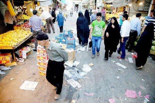 شهردار منطقه ۳ همدان: اخطاریه به متخلفان بهداشتی محوطه «سرگذر» در همدان