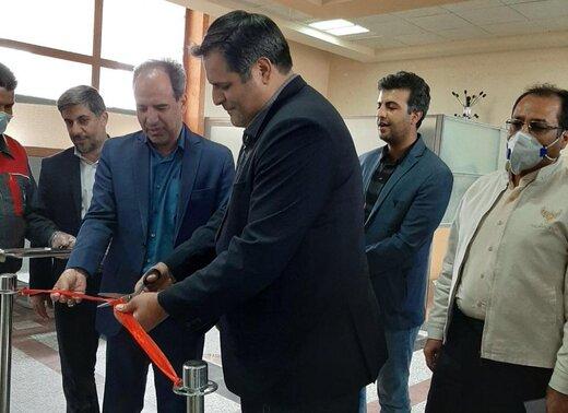 ساخت تونل های ضد عفونی در فرودگاه یزد برای اولین بار در کشور