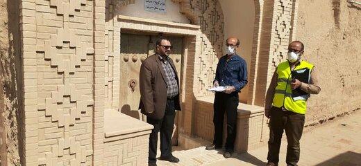 بازدید نظارتی ازتأسیسات گردشگری در استان سمنان