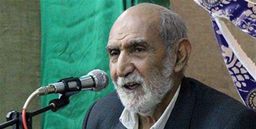 محمود اکبرزاده، از مداحان پیشکسوت به کما رفت