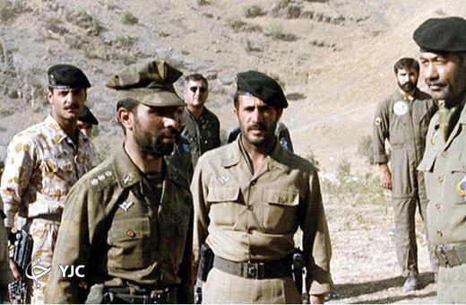 این چهره نظامی، ارتش و سپاه را بهم نزدیک کرد /ماجرای عزل صیاد شیرازی از سوی بنی صدر +عکس