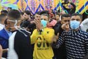ببینید | رقص محلی پرستاران و کارکنان بیمارستان امام خمینی شهرستان اسفراین