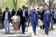 ببینید   تصاویر متفاوت خبرگزاری فارس از بیملاحظگیهای خجالت آورمان!