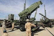 حمله به پایگاه عین الاسد عراق و رهگیری توسط پاترویت آمریکا