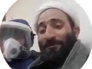 ببینید | انتقاد شدید حجت الاسلام بیآزار تهرانی از کلیپهای روحانی مدعی طب اسلامی روی آنتن زنده