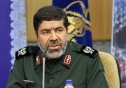 رونمایی از دستاوردهای جدید و ضدکرونایی سپاه