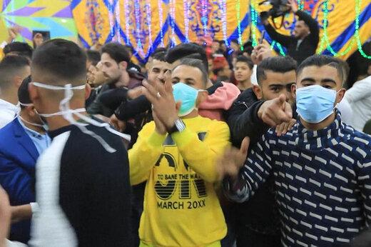 ببینید   رقص محلی پرستاران و کارکنان بیمارستان امام خمینی شهرستان اسفراین
