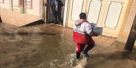 جزییات کمکرسانی هلال احمر به مردم حادثهزده در ۱۳ استان