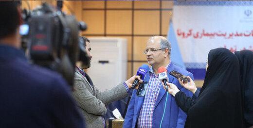 هشدار جدی فرمانده ستاد کرونا: بازگشت مسافران اوضاع را در تهران بدتر میکند