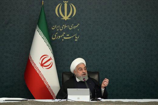 روحانی:کمک آمریکا به ایران در شرایط سخت کرونا،دروغ بزرگ تاریخ است