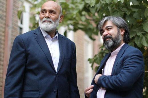 ببینید | خوش تیپی جمشید هاشم پور در ۷۶ سالگی را در جدیدترین سریالش ببینید!