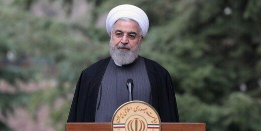 روحانی: با کمک همه اقوام ایرانی از فارس تا کرد و ترک و ... کرونا را شکست میدهیم