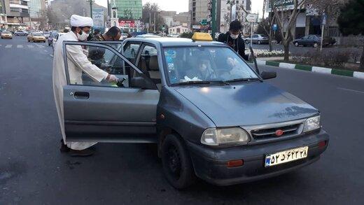 راه اندازی موکب سلامت در مساجد استان البرز با محوریت گروه جهادی طلاب مدافع سلامت