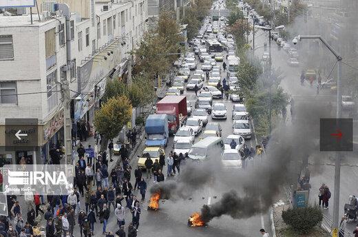 توضیح اسماعیلی درباره حکم اعدام برای سه جوان معترض در اعتراضات ماه آبان