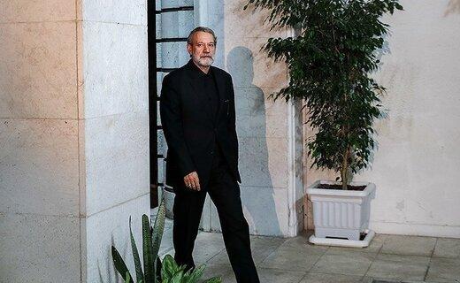 دکترعلی لاریجانی از بیمارستان مرخص شد