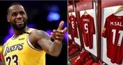 فوتبالیستهای مورد علاقه فوقستاره NBA چه کسانی هستند؟