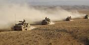 الحشدالشعبی: خروج نظامیان آمریکایی از «الأنبار» صحت ندارد