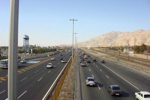 نخستین روز کاری سال ۹۹ و ترافیک روان در تهران