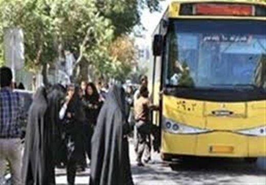 شهرداری تهران: امروز مردم سوار مترو و اتوبوس نشدند