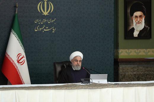 روحاني : انخفاض الوفيات بسبب كورونا والمستشفيات تستقبل مصابين أقل