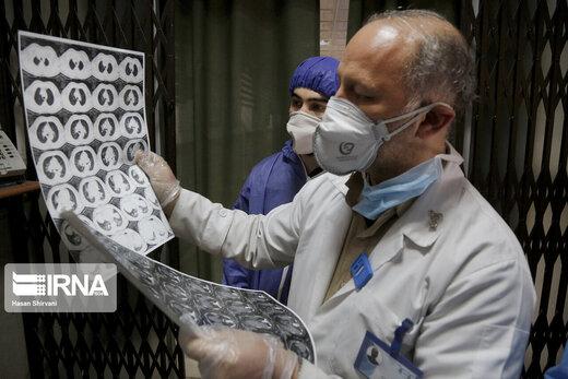 نمودار رشد ابتلا به کرونا در پایتخت/ کروناییهای تهران از مرز ۵۰۰۰ نفر گذشتند