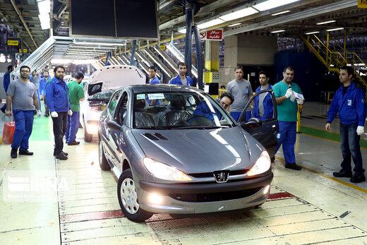 ایرانخودرو امسال چند خودرو تولید میکند؟