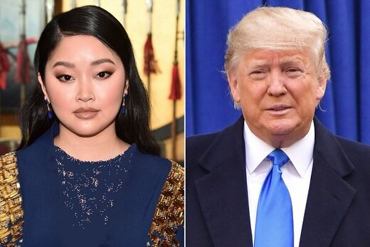 بازیگر آسیایی ترامپ را به نژادپرستی متهم کرد