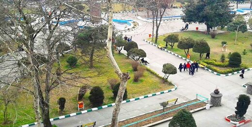 ٢٢۶٩ بوستان شهری و جنگلی تهران تعطیل شد