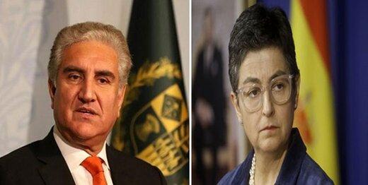 پاکستان دوباره خواستار لغو تحریمهای آمریکا علیه ایران شد