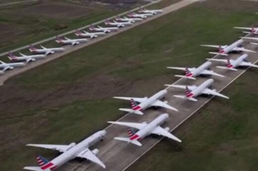 ببینید   معضل پارکینگ هواپیما پس از لغو پروازها در آمریکا