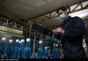 مواد ضدعفونی کننده در کشور ۸ برابر گذشته تولید میشود