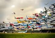 قیمت بلیت هواپیما تا ۴۴۵ درصد افتاد