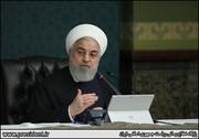 الرئيس روحاني يشيد بالكادر الطبي في محافظة يزد