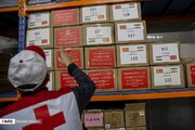 ببینید   تحویل محموله کمکهای بشر دوستانه چین به ایران