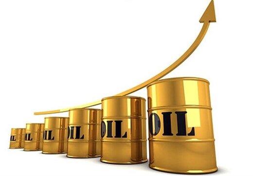 افزایش قیمت جهانی نفت در سه روز متوالی