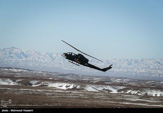 این بالگرد شکاری، از مدل کبرا آمریکایی هم پیشرفتهتر است /طوفان ۲ یک تهدید مرگبار برای دشمن