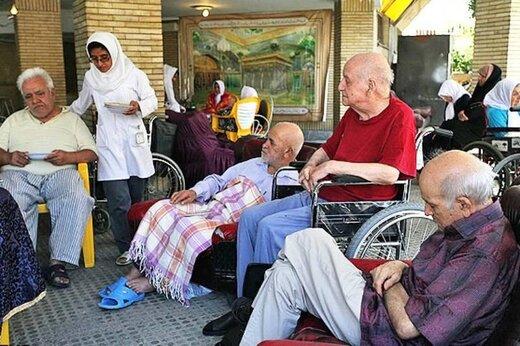سالمندان آسیب پذیرترین قشر در مقابل کرونا
