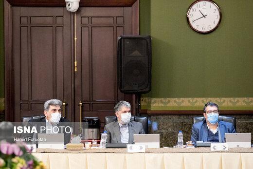 جلسه امروز هیات وزیران با حضور رییس جمهوری