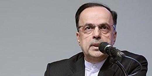 سفیر ایران در سوئد: از دستی که خنجر در سینهات فرو میکند، دستمال قبول نمیکنند