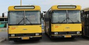 رانندگان اتوبوس پایتخت ۶ هزار «ماسک ضد ویروس» گرفتند